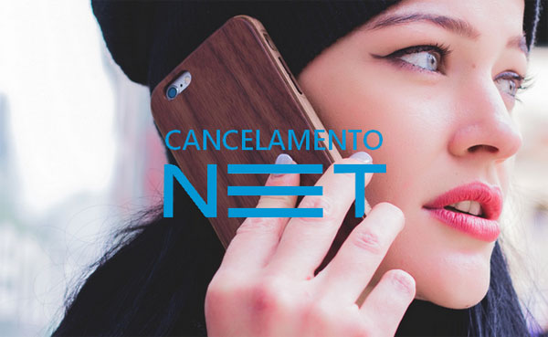 Como cancelar pacote da NET