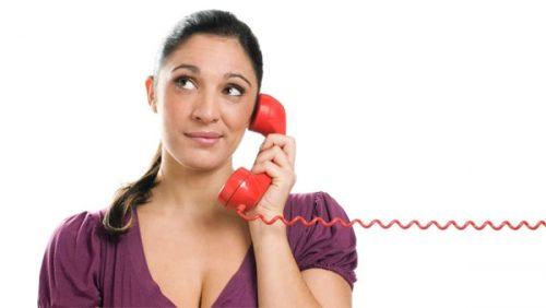 Como bloquear a linha telefônica